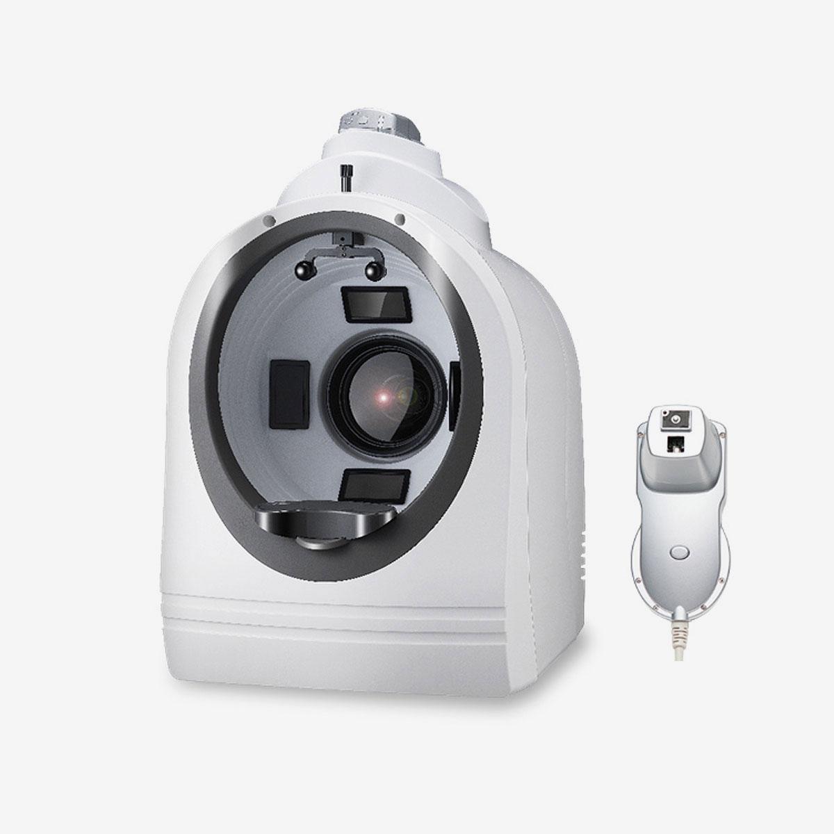 Апарат, който дава информация за това коя е подходящата лазерна процедура за теб