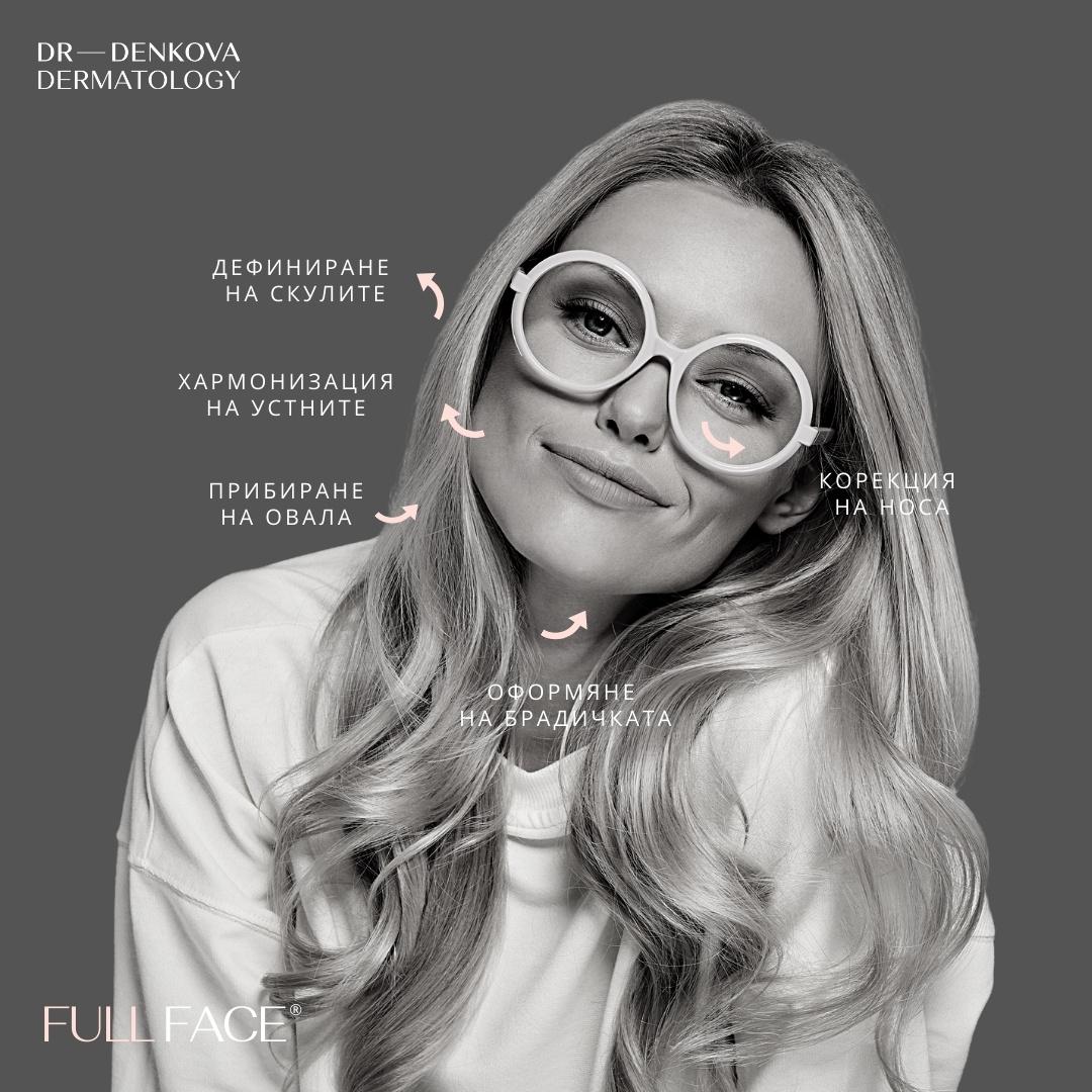 Full Face - Описание на предимствата на процедурата