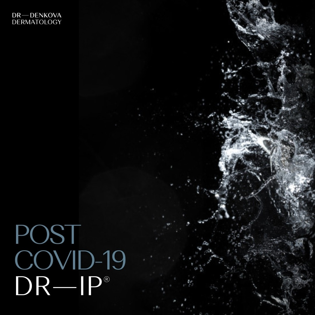 IV DRIP DR-DENKOVA Интравенозни инфузии Махмурлук